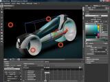 Bild: Mit Expression Blend 2 bauen Web-Designer interaktive Benutzeroberflächen fürs Web.