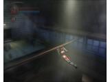Bild: Die Traumfigur kommt nicht von ungefähr: Rayne hält sich mit regelmäßigen Turnübungen fit und wendet im Nahkampf insgesamt zwölf Angriffskombinationen an