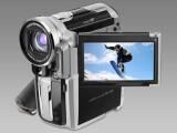 Bild: Einheitsformat: HDV-Camcorder wie der Canon HV10 speichern Filme auf DV-Kassetten.