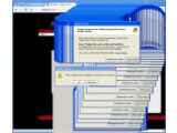 Bild: Weg ist er: Google Chrome stürzt dank manipulierter Links ab.