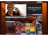 Bild: Talentscout im Web: crackle.com