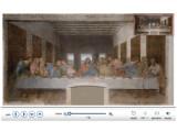 Bild: Da Vincis Bild als interaktive Web-Anwendung