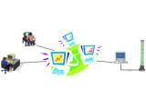 Bild: Macht aus Besuchern und anderen Daten Luftbläschen: Netbubbles von Karpp Internet Marketing.