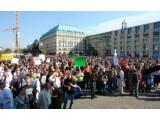 Bild: Demo gegen Vorratsdatenspeicherung am 22.09. in Berlin