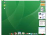 Bild: Der gOS-Desktop
