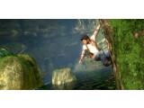 Bild: Über tiefe Schluchten und reißende Flüsse muss sich Nathan Drake in manchen Szenen hangeln.