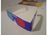Bild: Olympus 3D-Brille: Einfach und günstig