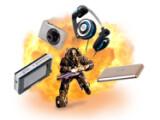 Bild: Explosive Games, MP3-Player, Digitalkamera und vieles mehr. Lesen Sie, was die netzwelt-Redakteure empfehlen.