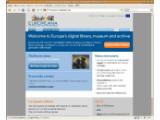 """Bild: Die digitale Bibliothek Europeana, noch """"nur"""" ein Showcase. Start ist im November."""