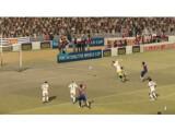 Bild: In Sportspielen gehört die Werbung zur Kulisse