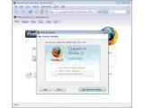 Bild: Update: Mozilla empfiehlt bereits den Wechsel zum Firefox 3.