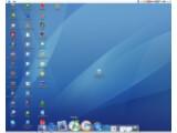 Bild: FlyakiteOSX: So sieht Ihr XP aus, wenn die Apple-Optik fertig ist.
