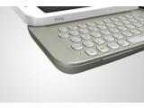 Bild: Die Tastatur des T-Mobile G1