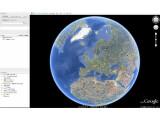 Bild: Google Earth 5.0: Mit bekannter Übersicht