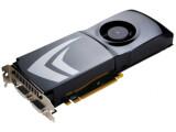 Bild: Von Nvidia: Die GeForce 9800 GTX im Referenzdesign.