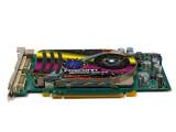Bild: Nvidias GeForce 8600 GTS braucht nicht einmal halbso viel Platz wie die DirectX-10-Oberklasse.