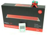 Bild: Der erste Preis: Ein iPod Nano und eine Slingbox Pro.