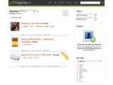 Bild: Gifttagging zeigt eine Seite die Geschenkewünsche eines Nutzers.