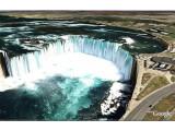 Bild: Gibt es nun auch in 3D zu bestaunen: Die Niagara-Fälle in New York.