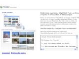 Bild: Google Picasa: Kostenlose Foto-Software mit Community.