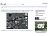 Bild: Google Earth im Browser.