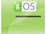 Bild: Nach dem Bootvorgang: GoogleOS steht bereit.