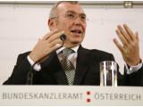 Bild: Österreichs Bundeskanzler Alfred Gusenbauer (Foto: BKA/WENZEL Andy