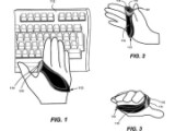 Bild: Handzahm: Microsofts Patent einer tragbaren Maus.