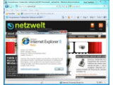 Bild: Internet Explorer verliert Marktanteile - vielleicht hilft Version 8.