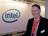 Bild: Im Interview: Hans-Jürgen Werner, IntelsLeiter für Unternehmenskommunikation
