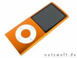Bild: Neidfaktor: Apples iPod Nano ist der flacheste iPod, den es je gab.