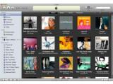 Bild: iTunes in der Version 8.1