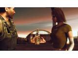 Bild: Tauschen Flüssigkeiten aus: Spieleheld O'Connell und Reporterin Pepper.