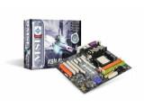 "Bild: Das ""MSI K9N"" hat einen ""NVIDIA nForce 570 SLI""-Chipsatz."