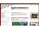 """Bild: Das Portal """"Netz gegen Nazis"""" hat einiges an Inhalten zu bieten."""