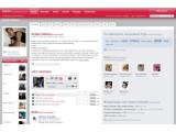 Bild: Last.fm: Jetzt mit Major Labels in voller Länge.(Klick vergrößert)