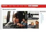 Bild: Musik-Plattform mit großer Community: last.fm.