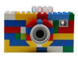 Bild: So ähnlich wie diese Digitalkamera aus Legosteinen könnte das funktionsfähige Gerät von Digital Blue aussehen.