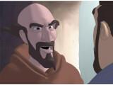 """Bild: Großinquisitor Leonardo erinnert an Sir Sean Connery als William von Baskerville in der Bestseller-Verfilmung """"Der Name der Rose""""."""
