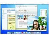Bild: Die Benutzeroberfläche von OS X - ebenfalls von der Grafikkarte gerendert