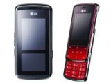 Bild: Links das KF600 mit geteiltem Display, rechts das KF510.