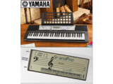 Bild: Da ist Musik drin: Lidl hat ein Keyboard von Yamaha.