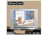 Bild: Einen Röhrenfernseher der Marke Silvercrest vekauft Lidl ab Donnerstag für 199 Euro.