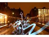Bild: Das Künstlerkollektiv Lichtfaktor aus Köln gehört zu den bekanntesten Größen in der Szene.