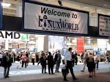 Bild: Die LinuxWorld Expo in San Francisco fand diesmal vom 4. bis 7. August statt. Ungefähr 10.000 Besucher wurden gezählt.