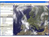 Bild: Wolken in Echtzeit: Live Global Clouds.