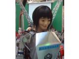 Bild: Lucy kann tanzen, singen und Gesichter erkennen. Die Entwicklung der Hardware dauerte zwei Jahre.