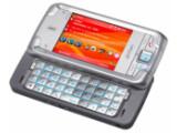 Bild: Besser als Nokia? Ausziehbare Tastatur, GPS-Navigation und WLAN zeichnen das Glofiish M700 aus.