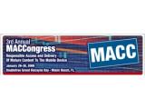 Bild: Die Branche zeigte sich auf dem MACC äußerst zuversichtlich.