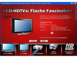 Bild: Damit die HD-Faszination nicht abflacht, sollte man Geräte nicht anhand derart weniger Katalog-Angaben bestellen, wie sie beispielsweise Media Markt macht.